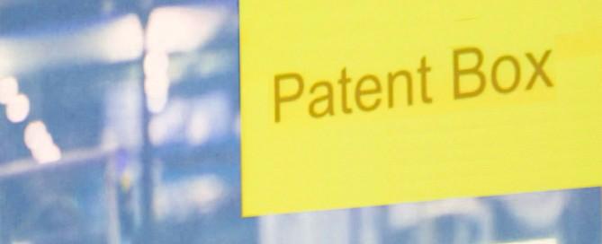 Patent box uffici