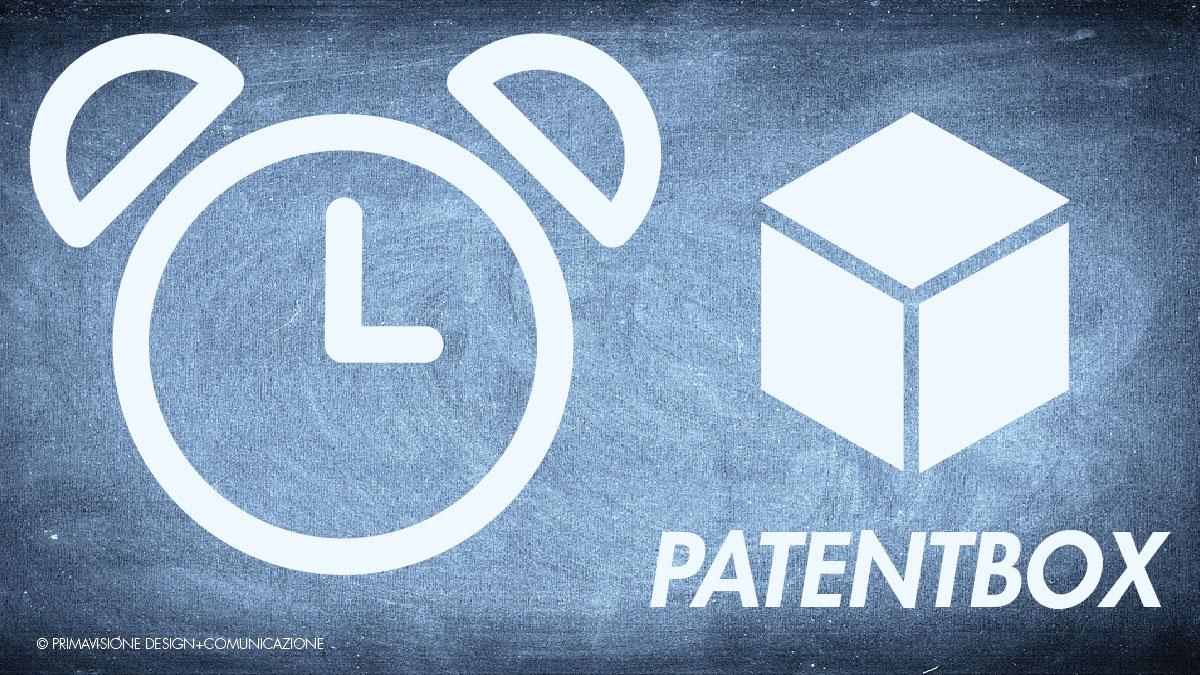 patent box italia